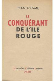 ESME Jean d' - Le conquérant de l'Ile Rouge