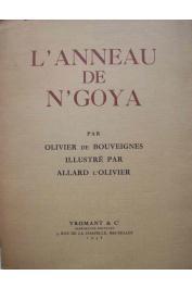 BOUVEIGNES Olivier de - L'anneau de N'goya
