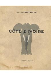 CHIVAS-BARON Clotilde - Côte d'Ivoire