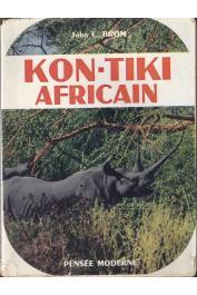 BROM John L. - Kon-Tiki Africain (avec sa jaquette)