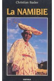 BADER Christian - La Namibie
