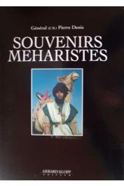 DENIS Pierre Général - Souvenirs méharistes