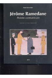 DEVERDUN René - Jérôme Ramedane, peintre centrafricain
