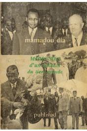 DIA Mamadou - Mémoires d'un militant du tiers-monde: si mémoire ne ment …