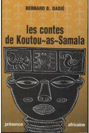 DADIE Bernard Binlin - Les contes de Koutou-as-Samala