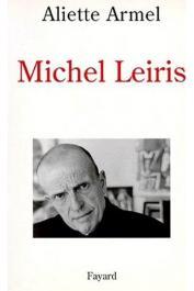 ARMEL Aliette - Michel Leiris