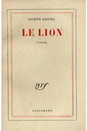 KESSEL Joseph - Le lion