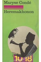 CONDE Maryse - Heremakhonon
