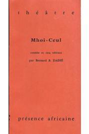 DADIE Bernard Binlin (ou DADIE Bernard B.) - Mhoi-Ceul