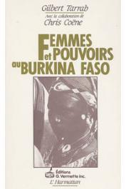 TARRAB Gilbert, COENE Chris - Femmes et pouvoirs au Burkina Faso