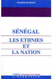 DIOUF Makhtar - Sénégal: les ethnies et la nation