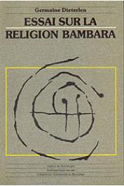 DIETERLEN Germaine - Essai sur la religion bambara (2eme édition)