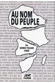 CISSE Ahmed-Tidjani - Au nom du peuple