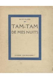 SAINT-FLORIS - Tam-Tam de mes nuits