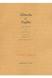 SEYDOU Christiane, (éditeur) - Silämaka et Poullôri: récit épique peul
