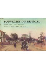 Souvenirs du Sénégal. Volumes I et II
