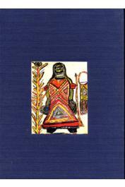 FOUCAULD Charles de, CALASSANTI-MOTYLINSKI A. de - Textes touaregs en prose (reliure toile sous emboîtage)