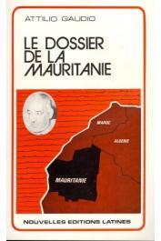 GAUDIO Attilio - Le dossier de la Mauritanie