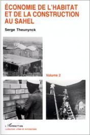 THEUNYNCK Serge - Economie de l'habitat et de la construction au Sahel