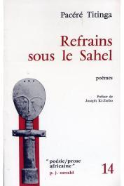 PACERE Frédéric Titinga - Refrains sous le Sahel