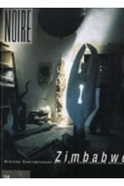 Revue noire - 28 - Zimbabwe