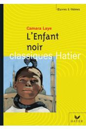 CAMARA Laye, BARRE Christian (éditeur) - Camara Laye: l'enfant noir