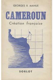 MANUE Georges R. - Cameroun, création française