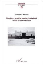 NAKUMA Constancio - Phonie et graphie tonale du Dagaaré, langue voltaïque du Ghana