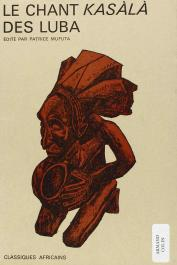 MUFUTA Patrice, (éditeur) - Le chant Kasàlà des Luba (avec jaquette)