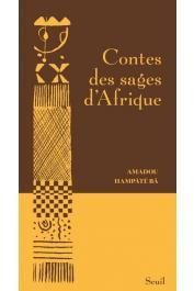 BA Amadou Hampate - Contes des sages d'Afrique (édition 2018)