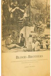 TEGNAEUS Harry - Blood-Brothers: An Ethnosociological Study with Spécial Reference to Africa (avec sa jaquette)