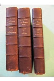 DELAFOSSE Maurice - Haut-Sénégal - Niger (Soudan Français) Première série : Le pays, les peuples, l'histoire, les civilisations. Edition originale de 1912
