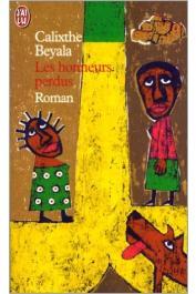 BEYALA Calixthe - Les honneurs perdus (édition 2000)