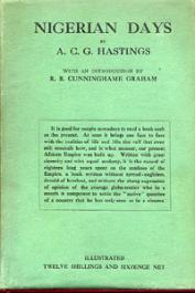 HASTINGS A.C.G. - Nigerian Days
