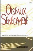 MOREL Gérard J., MOREL Marie-Yvonne - Les oiseaux de Sénégambie: notices et cartes de distribution