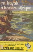 PATRY Maurice - En kayak du Gabon au Mozambique