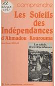 NICOLAS Jean-Claude - Les soleils des indépendances d'Ahmadou Kourouma