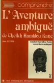 GETREY Jean - L'Aventure ambiguë de Cheikh Hamidou Kane
