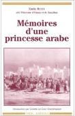 RUETE Emily Salmé - Mémoires d'une princesse arabe