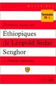 DELAVEAU Philippe - Premières leçons sur Ethiopiques de Léopold Sedar Senghor