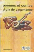 BADJI Lansana - Poèmes et contes diola de Casamance