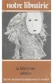 Notre Librairie - 063 - La littérature zaïroise