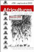 Africultures 30 - Rwanda 2000: mémoires d'avenir