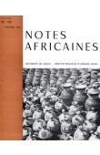 Notes Africaines - 096