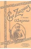 GORJU Monseigneur - En Zigzags à travers l'Urundi