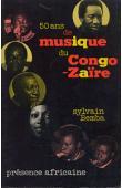 50 ans de musique du Congo-Zaïre (1920-1970) de Paul Kamba à Tabu-Ley