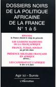 Dossiers Noirs - 01 à 0 5