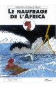 SAMB Fayez - Le naufrage de l'Africa