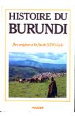 MWOROHA Emile (sous la direction de) - Histoire du Burundi des origines à la fin du XIXe siècle