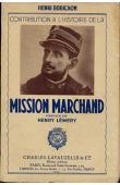 BOBICHON Henri - Contribution à l'histoire de la mission Marchand